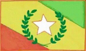 San Lorenzo Flag