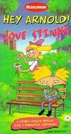 Love Stinks VHS