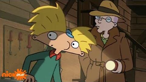 Arnold & Grandma Gertie Demand Justice Hey Arnold NickSplat