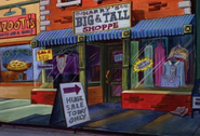 Harry's Big & Tall Shoppe