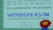Woods person
