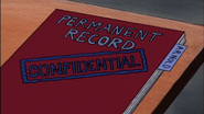 Arnold's Permanent Record