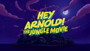 Hey Arnold! The Jungle Movie Title Card