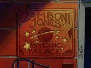 Zamboni Jones' Psychic Palace