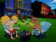 Backyard (Gerald's House)