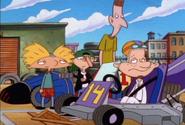 Oh. Hello, Helga...