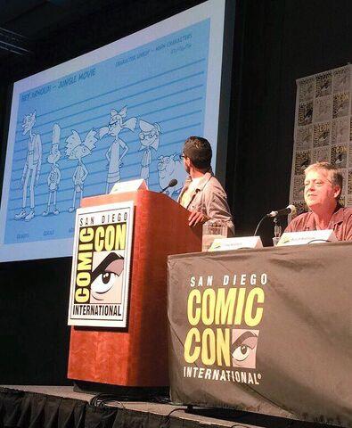File:Hey Arnold! The Jungle Movie Comic Con 2017.jpeg