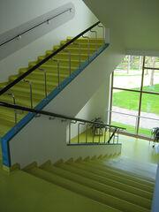 Hospital Stairwell