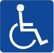ADA HandicapSIgn