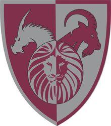 SI heraldry