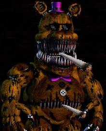 Fedbear Fuckboy
