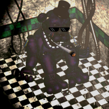 Shadow freddy bright
