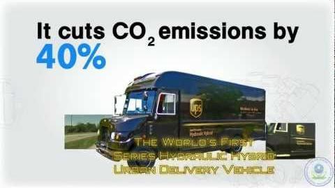Why Hydraulic Hybrid Vehicles?