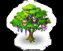 Arabian Lamp Tree