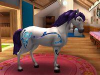 Azure Derby horse T2