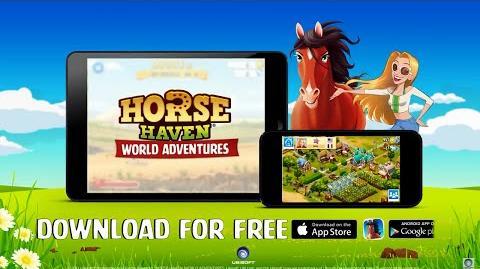 Horse Haven World Adventures -- Launch Trailer