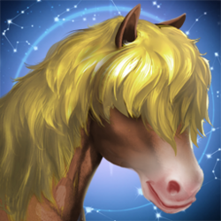 Horse -constellation capricorn- Tier1