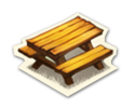 I DecoWoodenChair