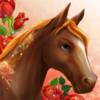 Rosy Derby Horse T1