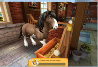Clydesdale Tier2 feed(inUKStable)