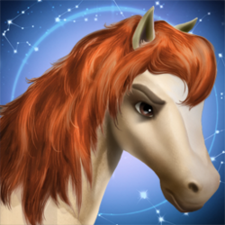 Horse -constellation sagittarius- Tier1