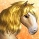 Jade fairy horse t2 headshot