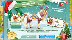 Gabriel Christmas promo