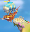 Train Fantasy-Island