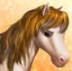 Glimmering fairy horse t2 headshot