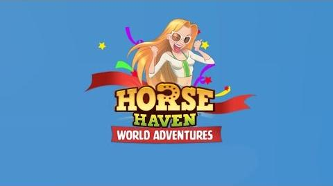 Horse Haven World Adventures - iOS Android - HD (Sneak Peek) Gameplay Trailer