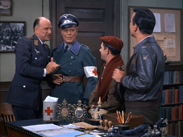 IsThereADoctorInTheHouse Series Hogans Heroes Episode Is There A Doctor In The House