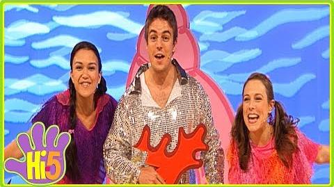 Hi-5 Series 11, Episode 5 (Under the sea)