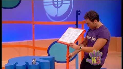 Hi-5 Series 4, Episode 29 (House)
