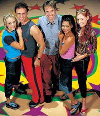 Hi-5 series 3 cast