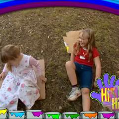 Frame For Children Series 7, Rainbows Week