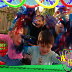 Frame For Children Series 8, Sharing Week