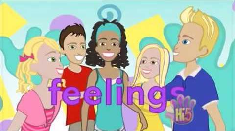 Hi-5 UK Series 1, Episode 36 (Feeling free)