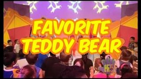Favorite Teddy Bear - Hi-5 - Season 11 Song of the Week