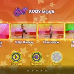 Body Move Segments