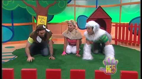 Hi-5 Series 9, Episode 14 (Animals)