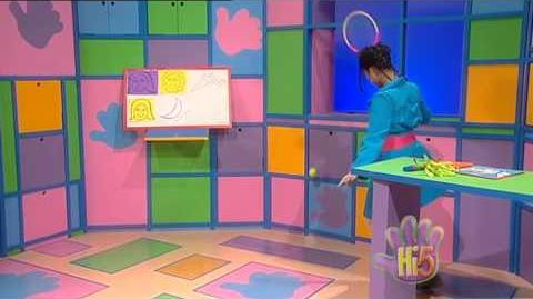 Hi-5 Series 3, Episode 29 (Communication)