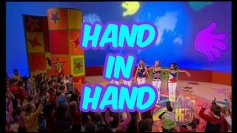 Hand in Hand - Hi-5 - Season 4 Song of the Week