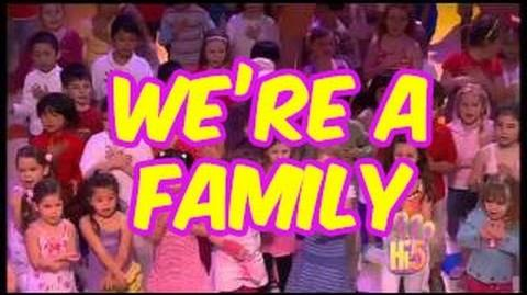 We're A Family - Hi-5 - Season 10 Song of the Week