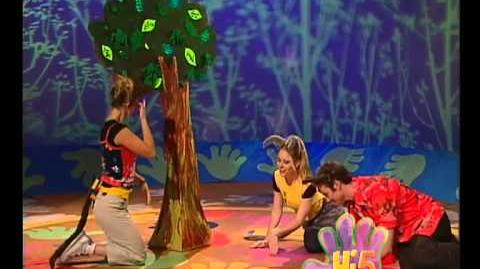 Hi-5 Series 2, Episode 10 (Animal's feelings)