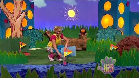 Hi-5 Series 10, Episode 44 (World outside)