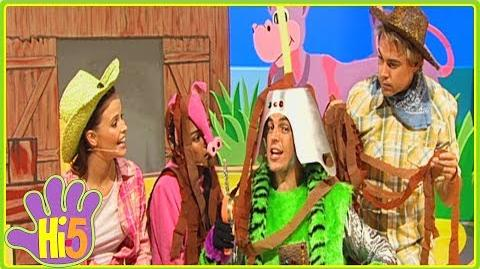 Hi-5 Series 11, Episode 3 (City and country)