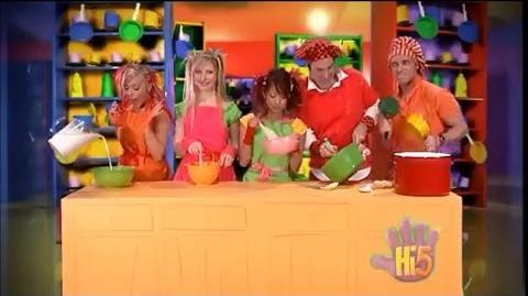 Hi-5 - Series 8 Opening + Hey What's Cooking