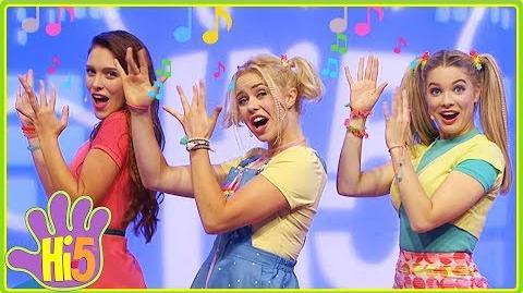 Dance off Hi-5 - Season 17 Song of the Week Kids Songs