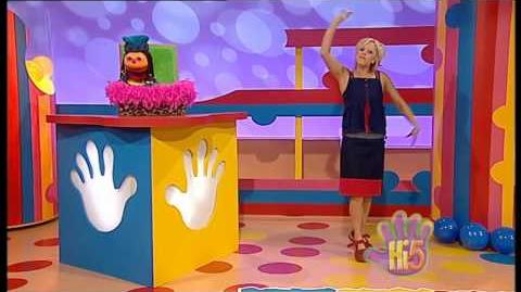 Hi-5 Series 4, Episode 16 (Inventions)
