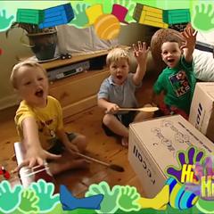 Frame For Children Series 10, Playtime Week